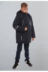 Зимова куртка «Ділан» з навушниками