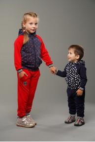 Детский спортивный костюм для девочек «Берта»