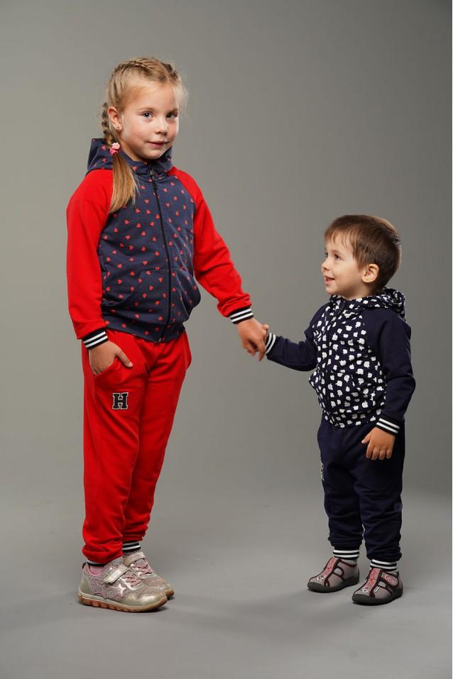 Детский спортивный костюм «Берта»