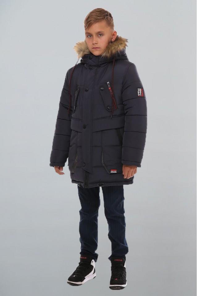 Зимова куртка «Джанго»