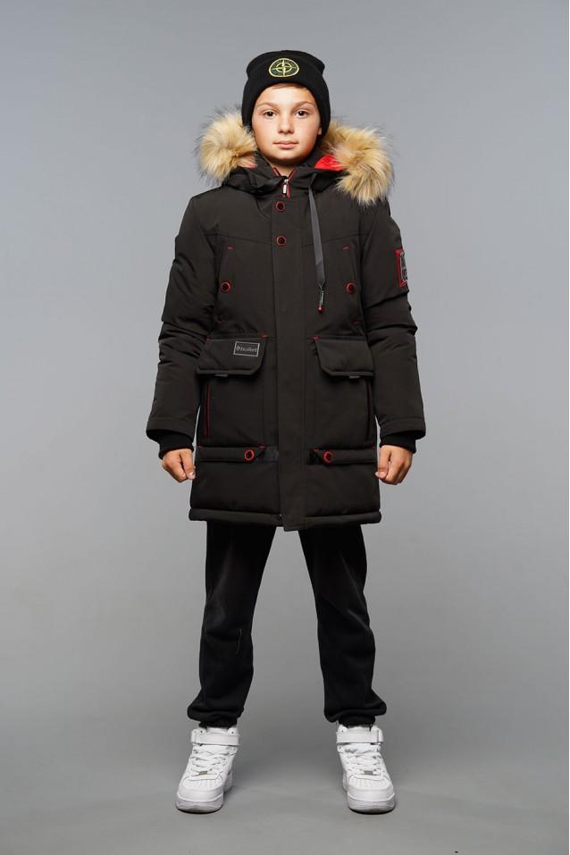 Зимова куртка «Макс»