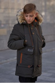 Зимняя куртка «Макс»