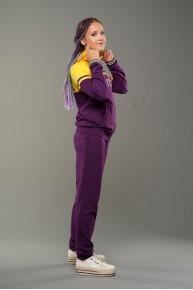 Доступні кольори: Фіолет/жовтий