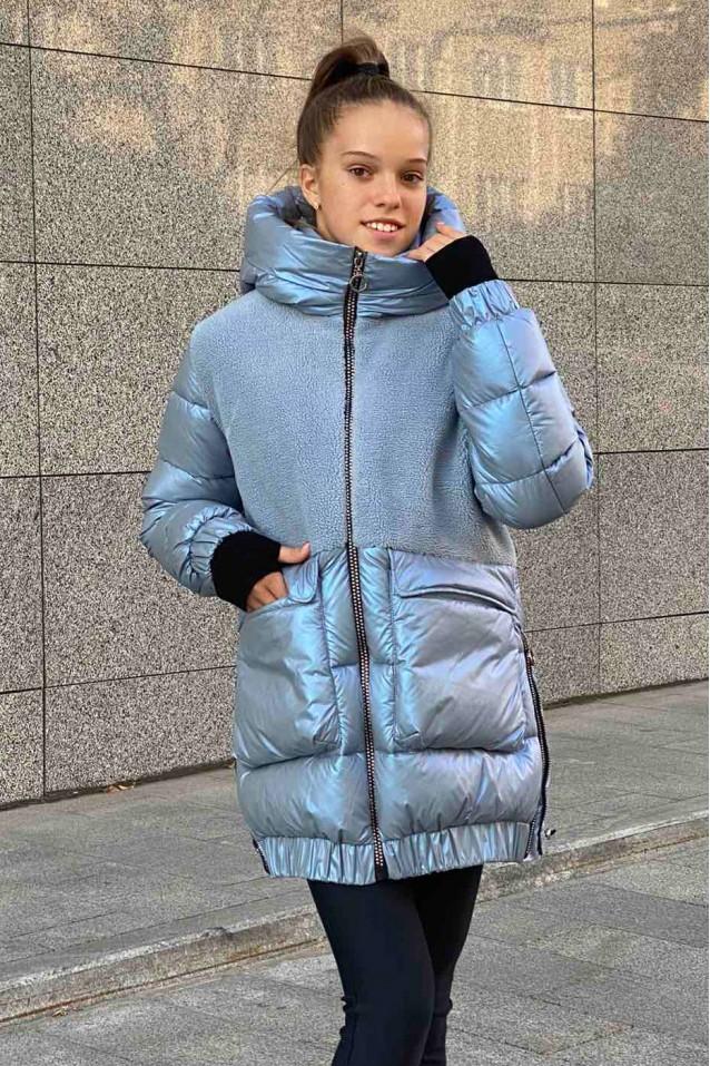 Зимова куртка для дівчаток «Аріана»