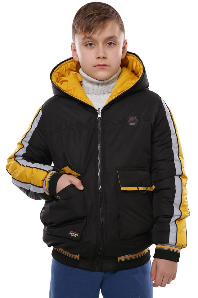 Двухсторонняя куртка «Богдан»