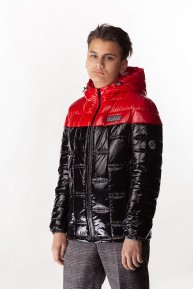 Демисезонная куртка «Ден» (Лак)