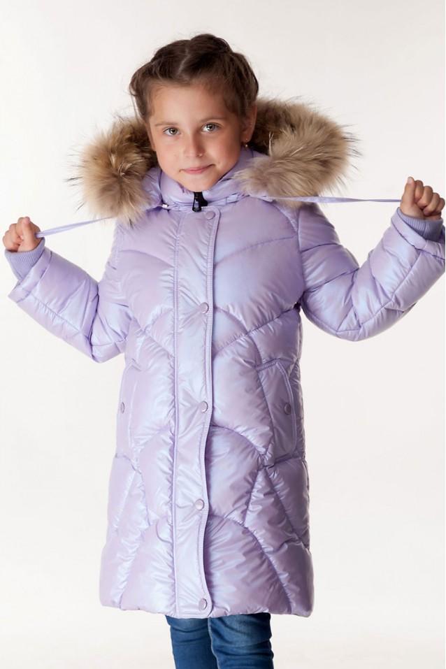 Зимова куртка для дівчаток «Камілла»