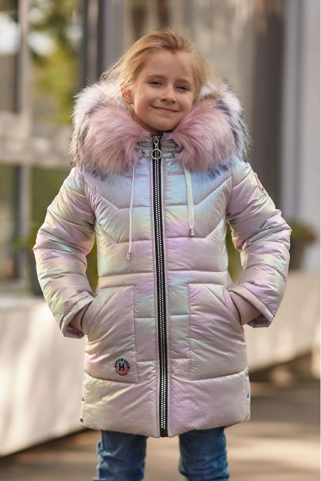 Зимняя куртка для девочки «Каролина»