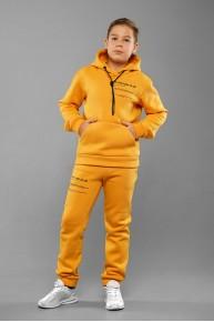 Теплый костюм с начесом «Лео»