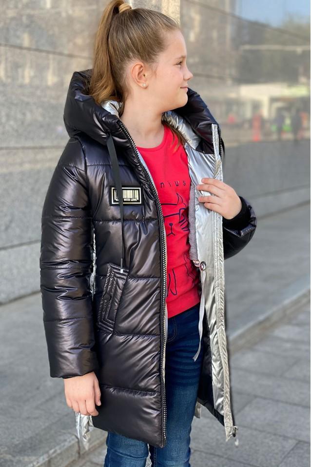 Зимова куртка для дівчаток «Лія»