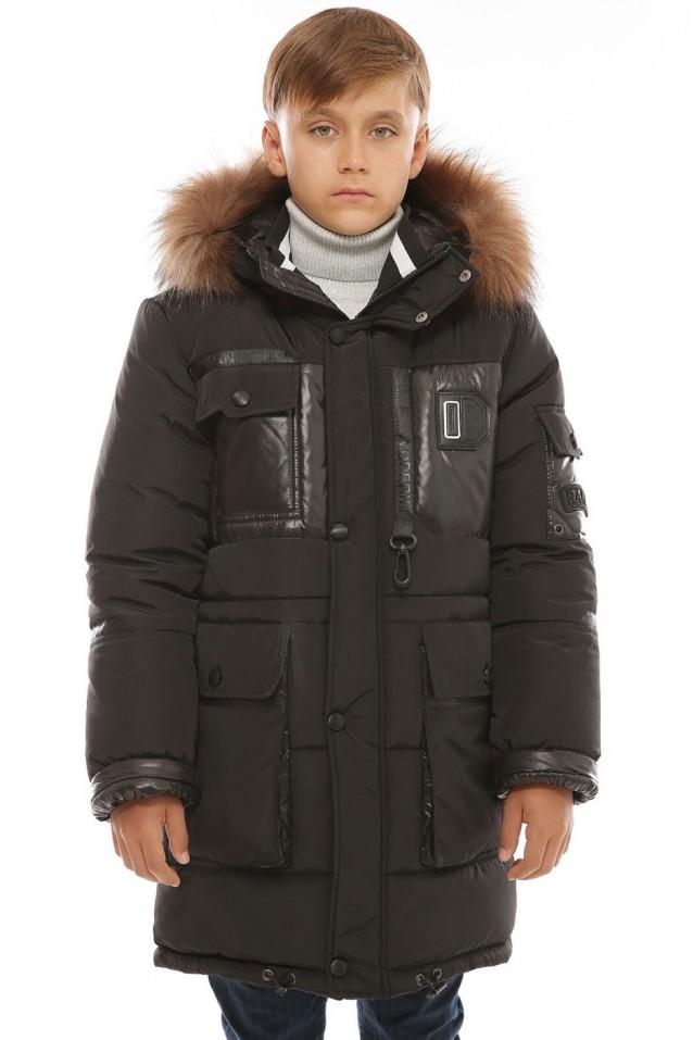 Зимняя куртка для мальчиков «Мартин»