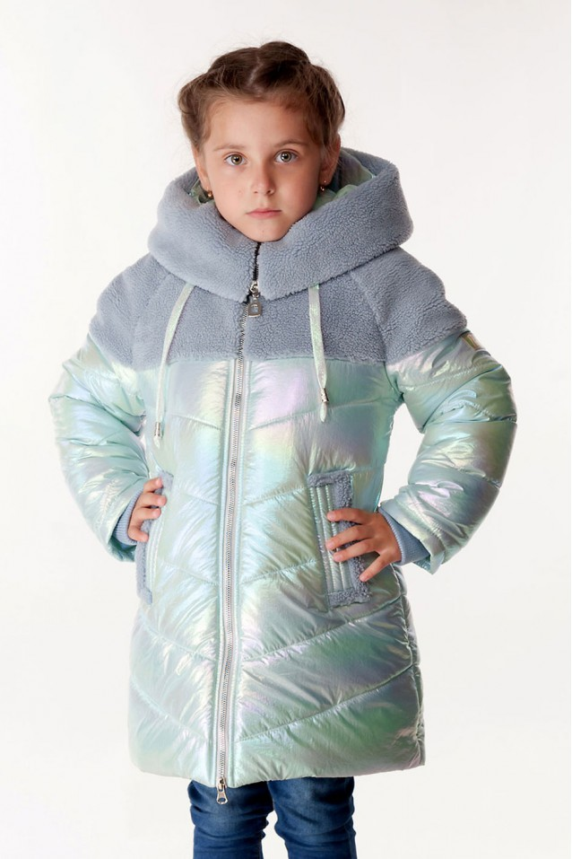 Зимова куртка для дівчаток «Мира»