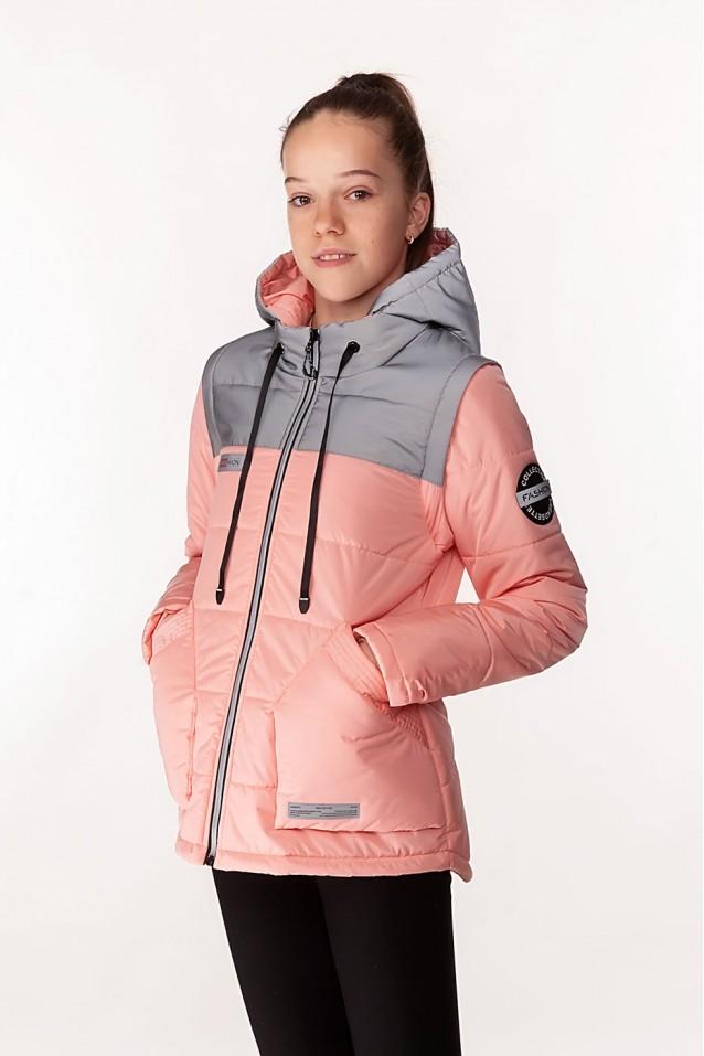 Демисезонная куртка - жилет «Николь»