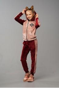 Доступные цвета: Марсала/розовый