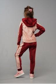 Доступні кольори: Марсала/рожевий