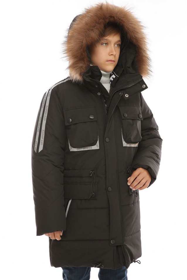 Зимняя куртка для мальчика «Оскар»