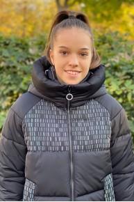 Зимняя куртка для девочек «Star»