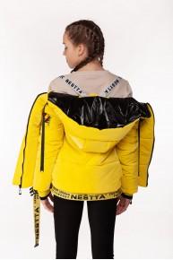 Демисезонная куртка «Ванесса»