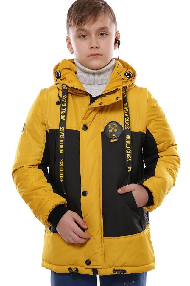 Куртка - жилет с наушниками «Влад»