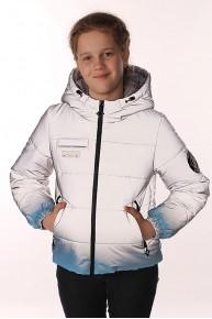 Демисезонная светоотражающая куртка «Дана»