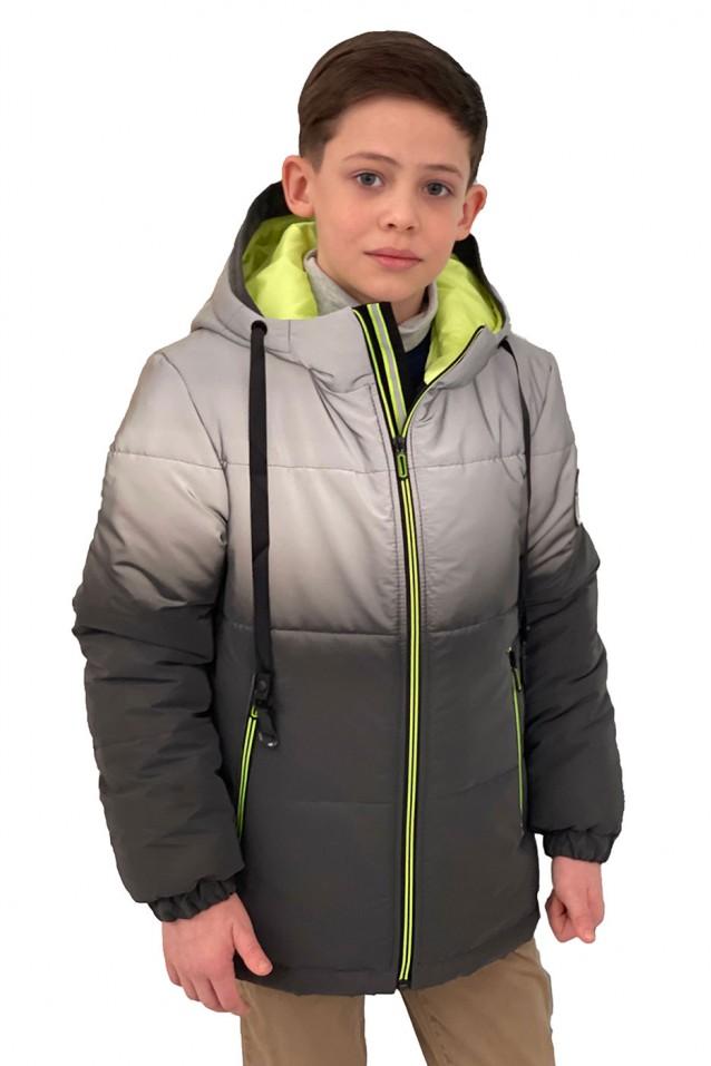 Демисезонная светоотражающая куртка «Тимур»
